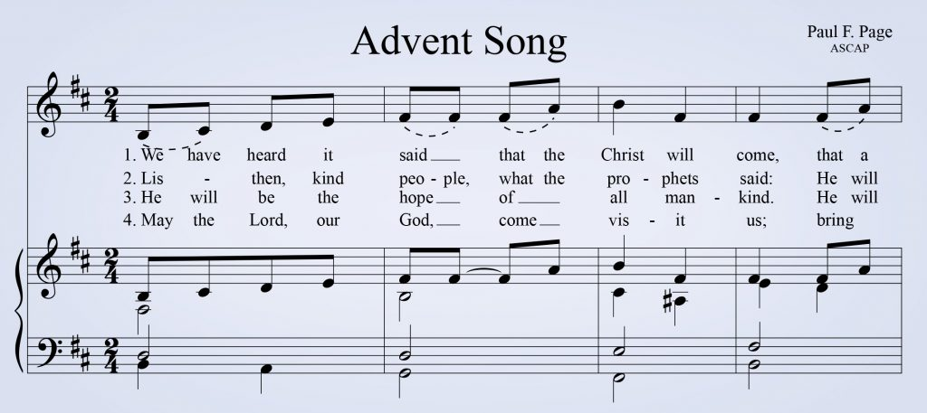 Advent Song.mus